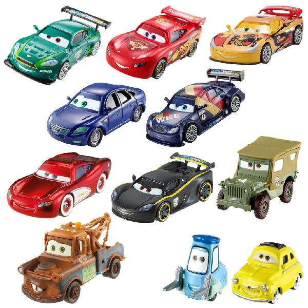 Auto Disney Cars 3 Die Cast Assorti