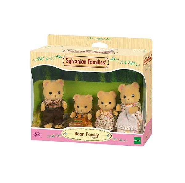Sylvanian Families Familie Beer