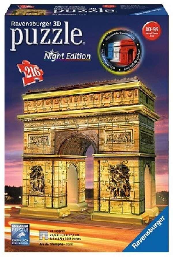 https://www.schmetstoys.nl/images/productimages/big/37231Ravensburger_3D_Puzzel_Night_Edition_Arc_de_Triomphe.jpg