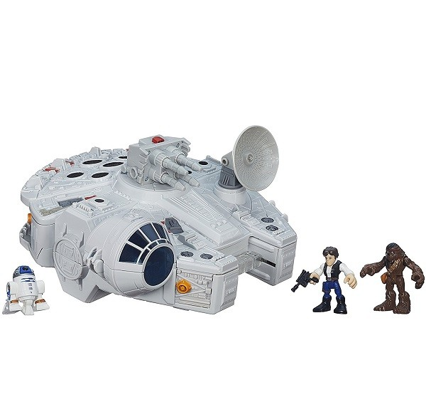 Star Wars Galactic Heroes Millennium Falcon