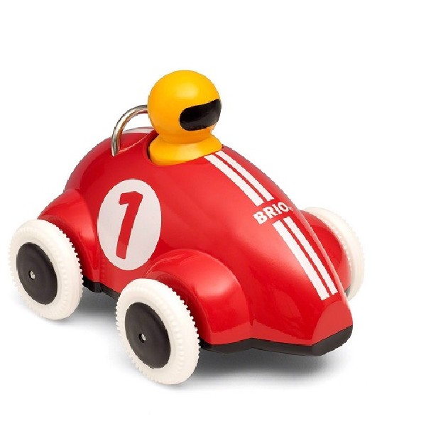 Brio Push & Go Race auto
