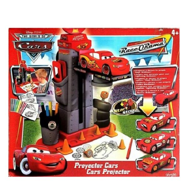 Cars Projector