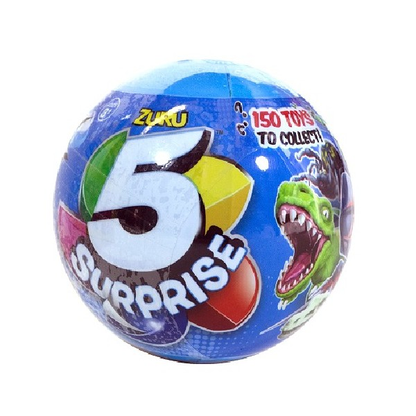 Zuru Surprise ballen 5 Pack