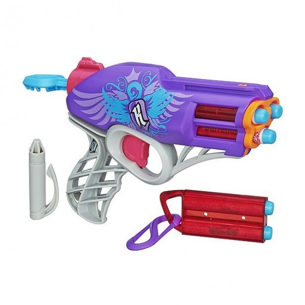 Nerf Rebelle Messsenger