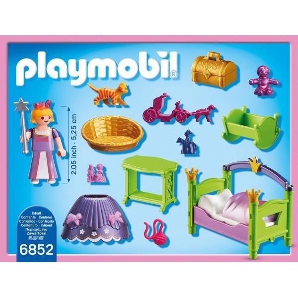 Playmobil Princess Slaapkamer van de Prinses