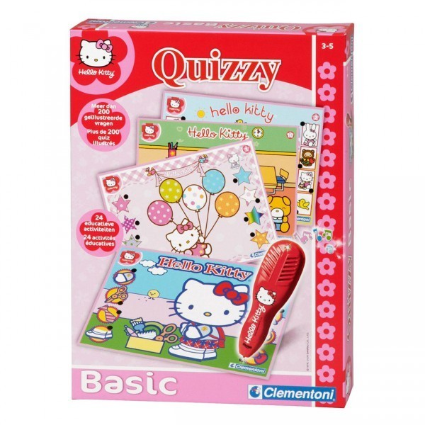 Spel Hello Kitty Quizzy