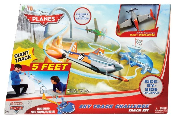 Planes Luchtrace speelset