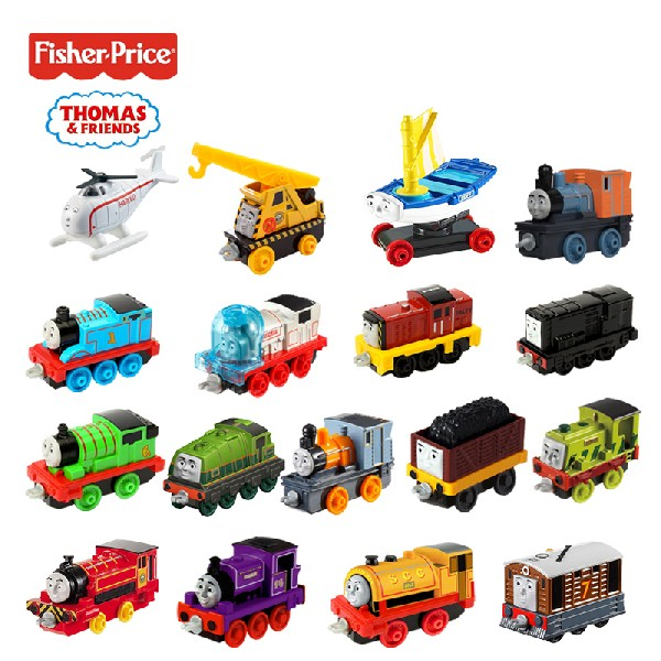 Thomas & Friends Die-Cast Treintjes Assorti
