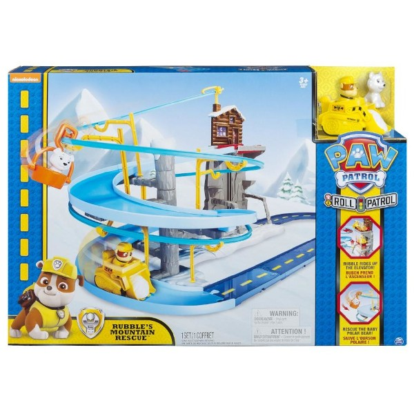 Paw Patrol Rubble's Mountain Rescue