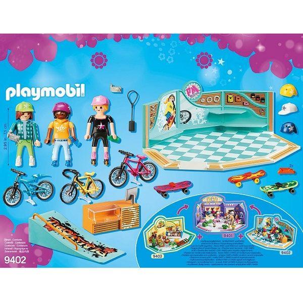 b4dc9fb796d Playmobil City Life Fiets- en Skatewinkel
