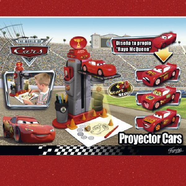Famosa Cars The Movie Projector