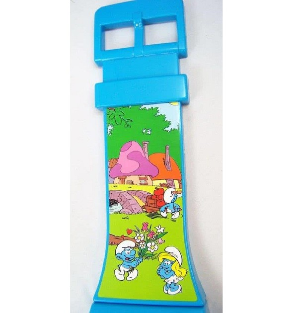 The Smurfs Mega Watch Wandklok