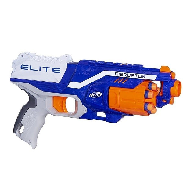 Nerf Disrupter