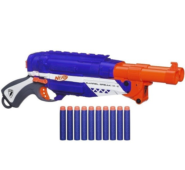 Nerf Elite Barrel Break IX-2