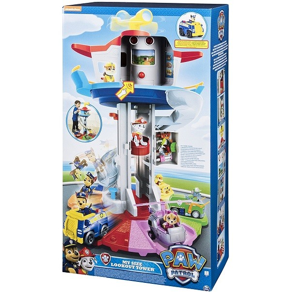 Paw Patrol My Size Lookout Tower 75 cm
