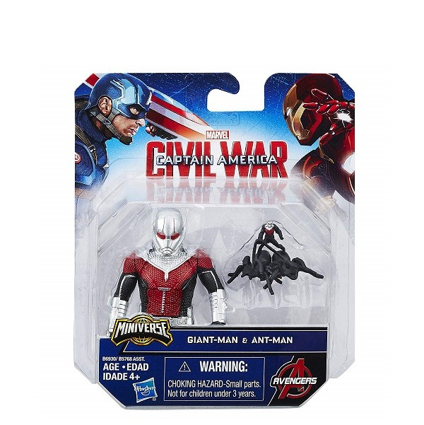 Marvel Captain America: Civil War Giant-Man and Ant-Man