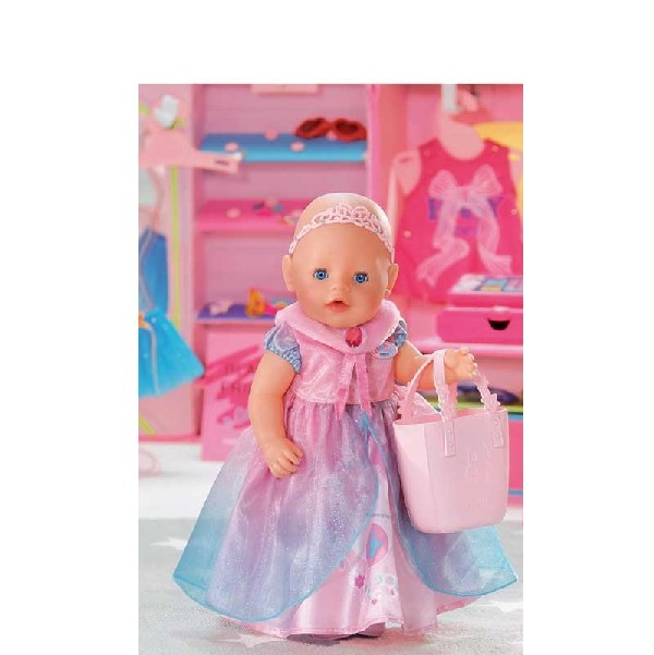 Baby Born Kleding Boutique Deluxe Prinsessenjurk