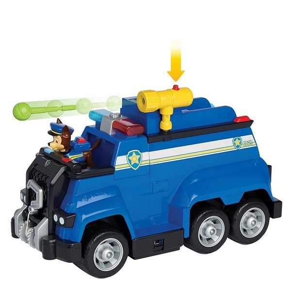 Paw Patrol Ultimate Rescue Cruiser