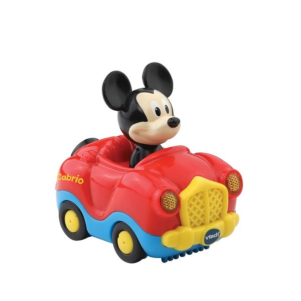 Vtech Toet Toet Auto's Mickey Mouse Cabrio