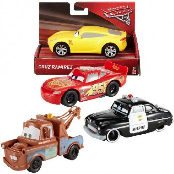 Disney Cars 3 Character Scale Assorti