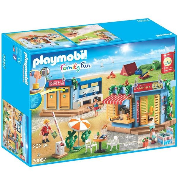 Playmobil Family Fun Grote Camping
