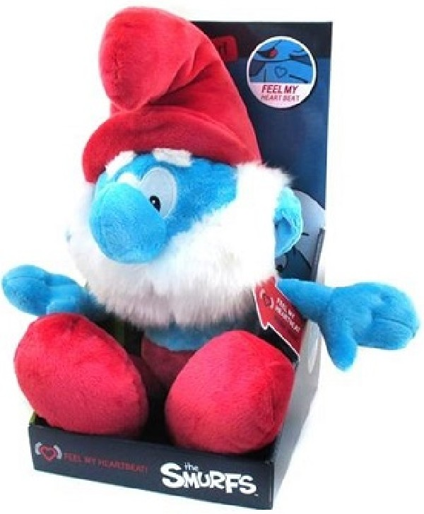 Heartbeat Grote Smurf 45 cm