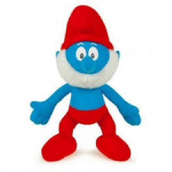 Knuffel Grote Smurf
