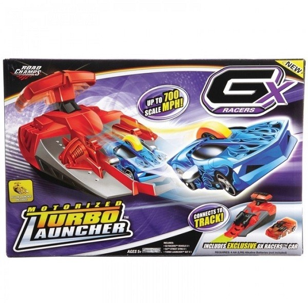 Gx Racers Turbo Launcher