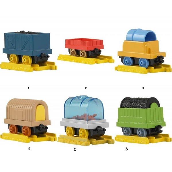 Thomas & Friends  Wagons  Assorti