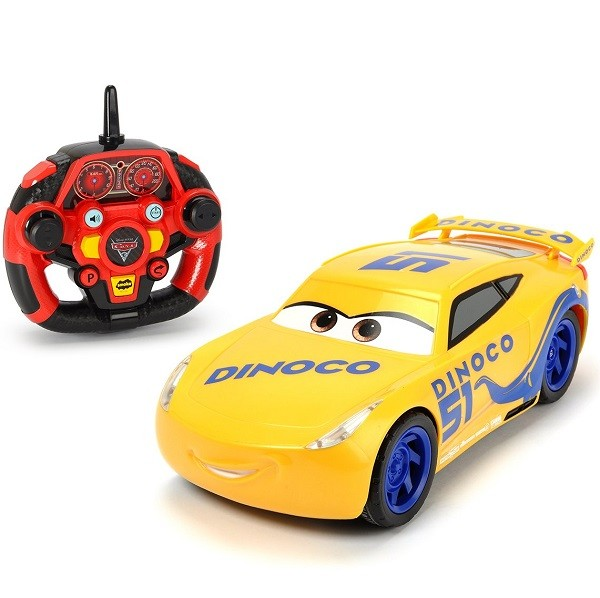 Cars 3 RC Ultimate Cruz Ramirez 1:16