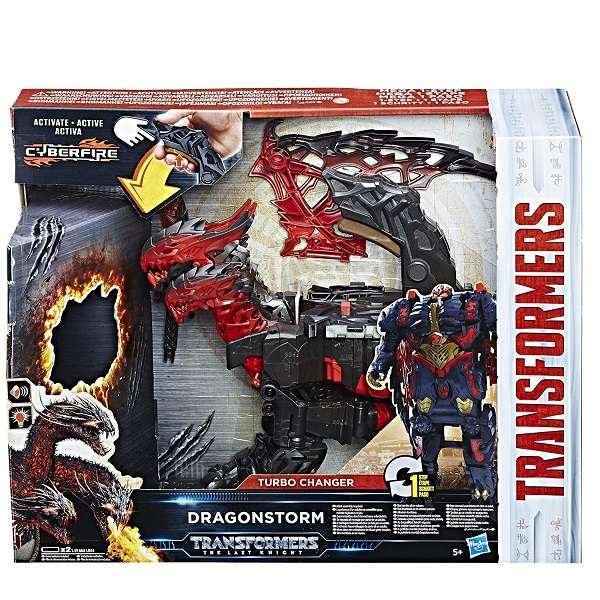 Transformers Dragonstorm  35 cm
