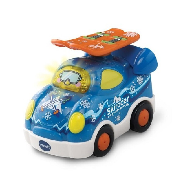 VTech Toet Toet Auto's Special Edition Scott Skiracer