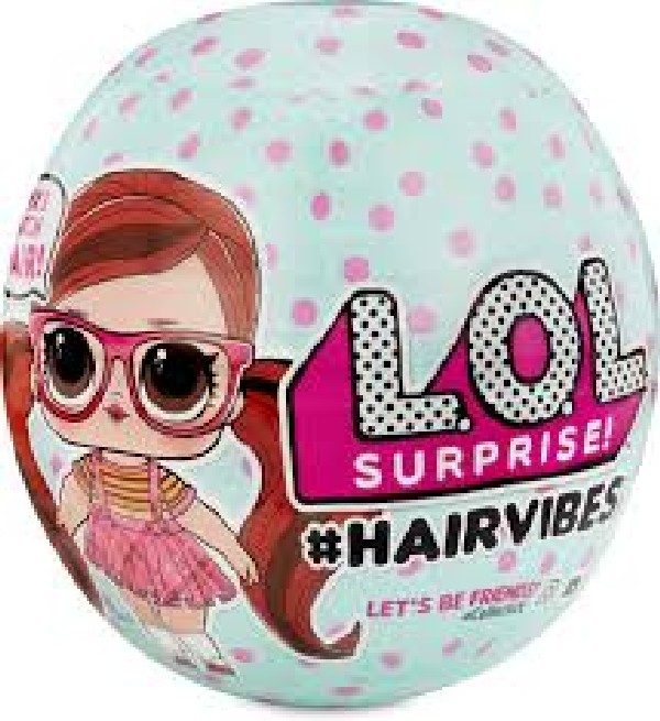 L.O.L. Surpise Hairvibes