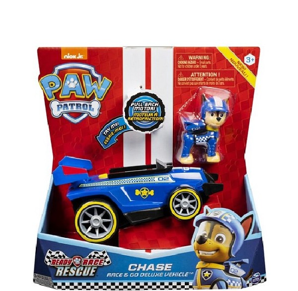 Paw Patrol Ready Race Rescue Chase