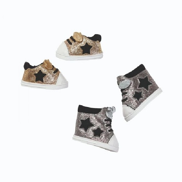 Baby Born Trend Sneakers Assorti 43 Cm