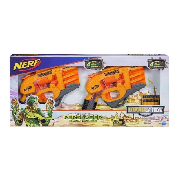 Nerf Persuader 2-PACK
